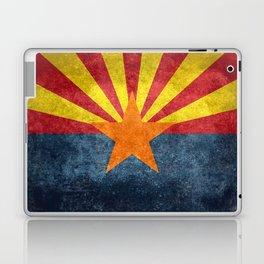 Flag of Arizona, Vintage Retro Style Laptop & iPad Skin
