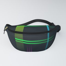 Lines HT Fanny Pack