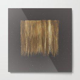 Golden Eternity Metal Print