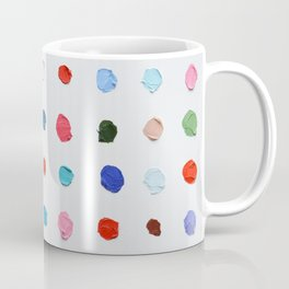 Infinite Polka Daubs Coffee Mug