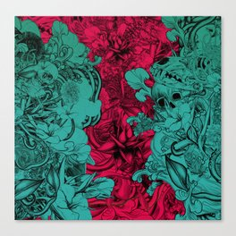 Seventh Mix Canvas Print