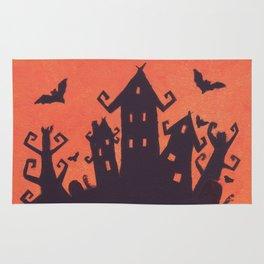 Halloween cl17 Rug