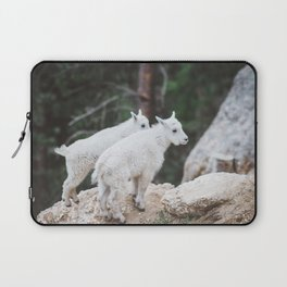 Baby Mountain Goats - Black Hills National Forest Laptop Sleeve