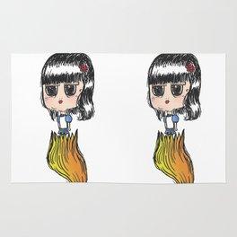 Little Girl Rug