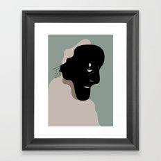 The Black Mask Collection 004 Framed Art Print