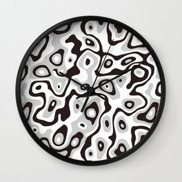 Leopard natural Wall Clock