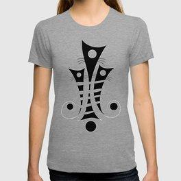 Catemissius - artistic cats T-shirt