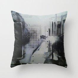 BRRRAT! Throw Pillow