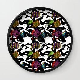 Orca Sweaters Wall Clock