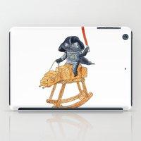 darth vader iPad Cases featuring Darth Vader by gunberk