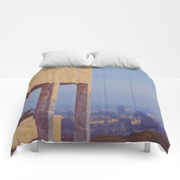 Elevated View Comforters