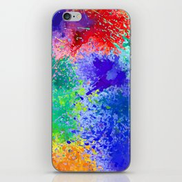 Festival of Colors iPhone Skin