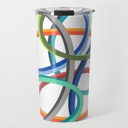 Circle circle Travel Mug