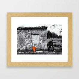 Bong 007 Framed Art Print