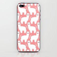 The Alpacas II iPhone & iPod Skin