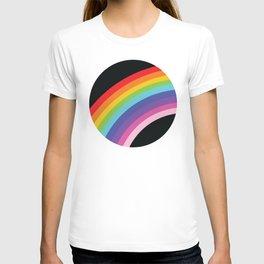 Circular Rainbow T-shirt