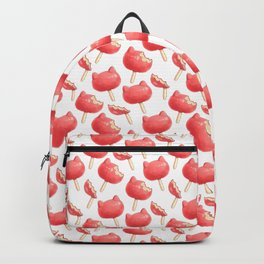 Kitty Candy Apple Backpack
