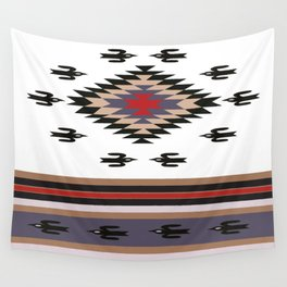 American Native Pattern No. 135 Wall Tapestry