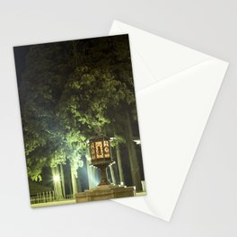 Koyasan temple 3 Stationery Cards