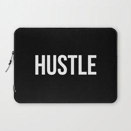 HUSTLE (Black & White) Laptop Sleeve