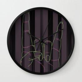 Franken Rocker Wall Clock