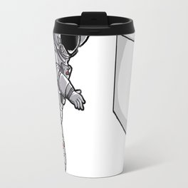 Space cosmo dunk pocket Travel Mug