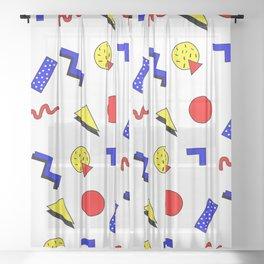Emma Chamberlain Sheer Curtain