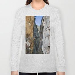 Caminito del Rey - Spain Long Sleeve T-shirt