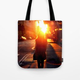 Sun Filled Dreams  Tote Bag