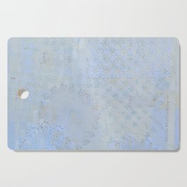 Color Study: White Cutting Board