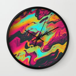 DO ME A FAVOUR Wall Clock
