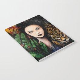 Fierce Beauty Notebook