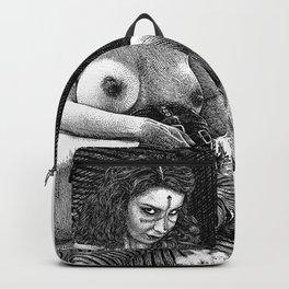 asc 973 - La prise de guerre (The spoils of war) Backpack