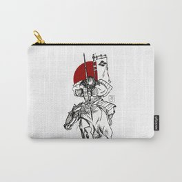 The Samurai's Charge Carry-All Pouch