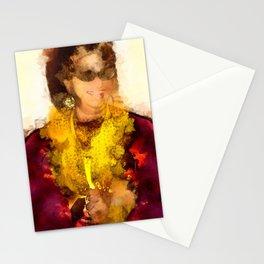 Umm Kulthum أم كلثوم Stationery Cards