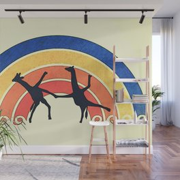Frolic   Wall Mural