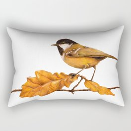 On The Oakleaf Rectangular Pillow