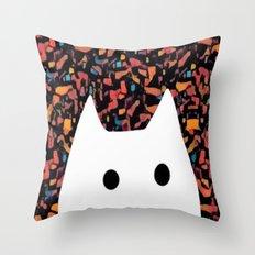 cat-938 Throw Pillow