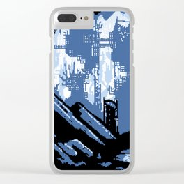 Lost City Clear iPhone Case
