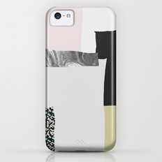 On the wall iPhone 5c Slim Case