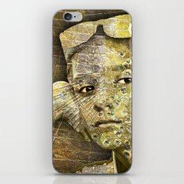 Far Away Eyes iPhone Skin