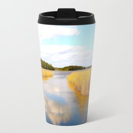 View From The Bridge - version #2 Travel Mug
