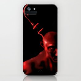 Red Wendigo iPhone Case