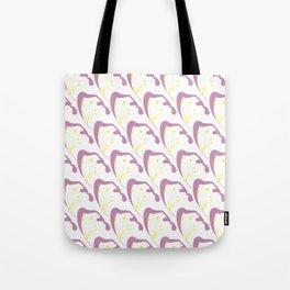 Lilac Tote Bag
