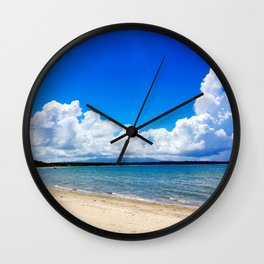 Hanging Out Wall Clock