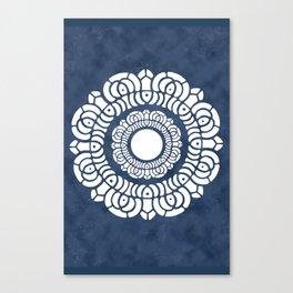 LoK: White Lotus Canvas Print