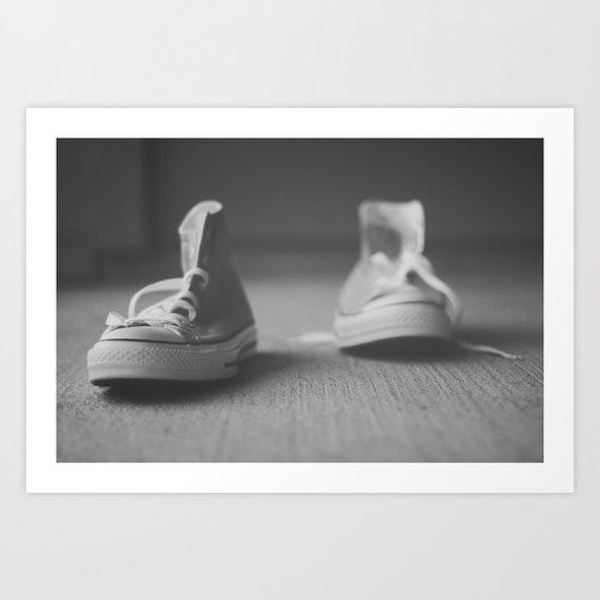 conversely  Art Print