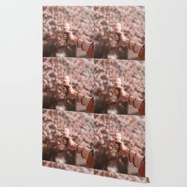 Strawberry Ice Cream (Color) Wallpaper