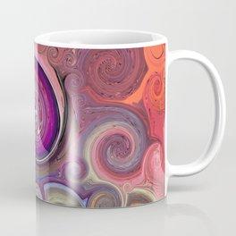 Abstract Mandala 270 Coffee Mug