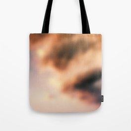 Dream Clouds unfocused Tote Bag